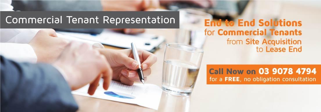 Commercial Tenant Representation