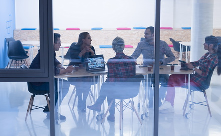Serviced office space vs coworking location - HKC Property Consultants